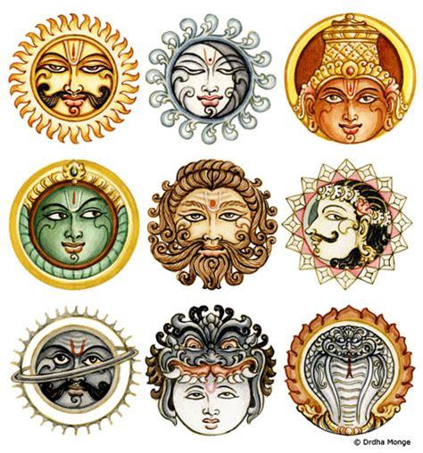 navagraha the nine planets