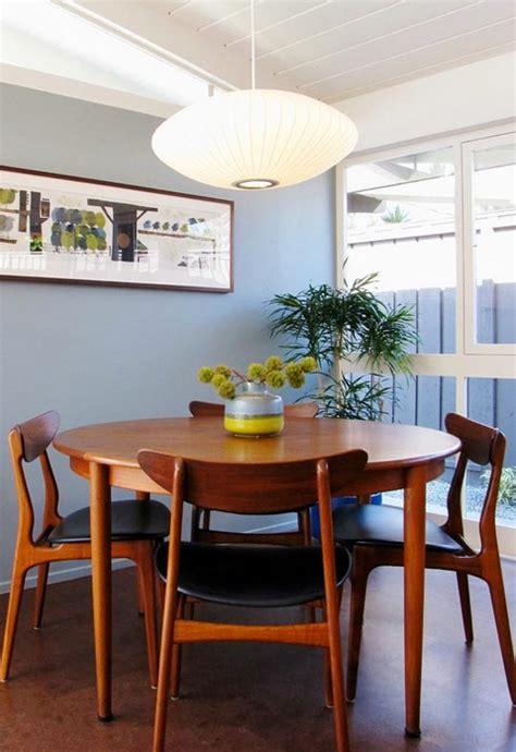mid century modern dining room eatwell101
