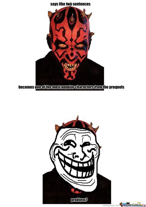 Darth Maul Meme - darth maul by luca772011 meme center