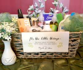 Wedding Bathroom Basket Ideas Wedding Bathroom Basket Allfreediyweddings Com