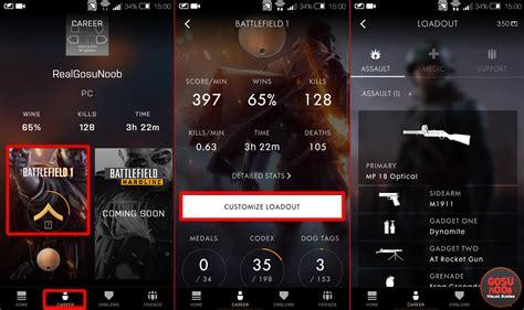 battlefield 4 commander app apk battlefield companion images