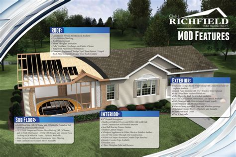 Schult Floor Plans by Legacy Standards Amp Features Cmh Richfield