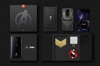 oneplus  avengers infinity war edition official  stock