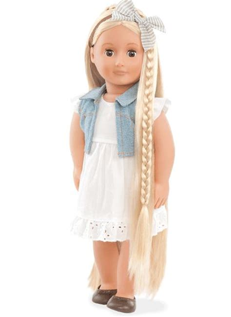 Hairstyle Books For Dolls by Phoebe Our Generation Dolls American Doll Clothes