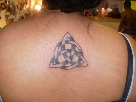 celtic triquetra tattoo designs celtic triquetra for your beautiful back