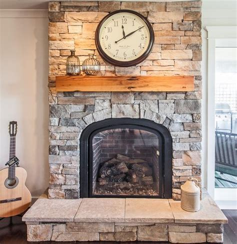 How To Fit A Marble Fireplace by How To Install A Cultured Fireplace