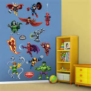 superhero wall stickers super hero super hero stickers