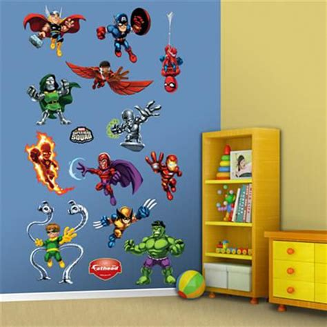 superheroes wall stickers stickers