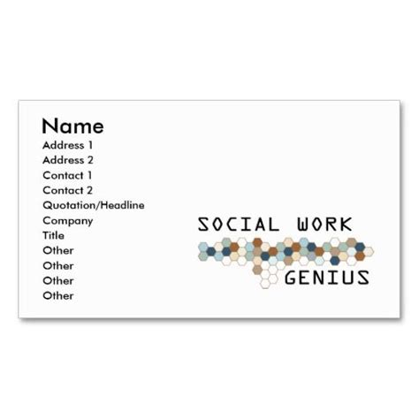 social work business cards 128 best images about social worker business cards on