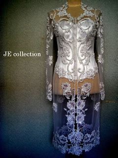 Kebaya Tile Payet Ba 061 our butik