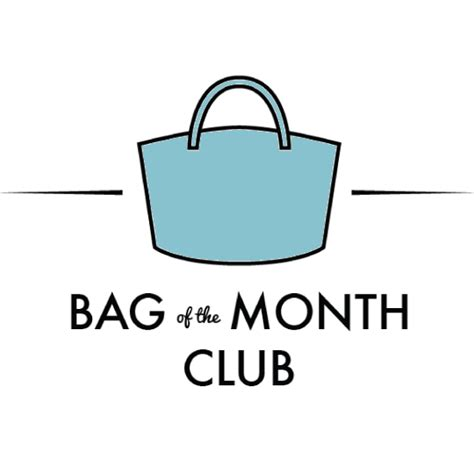 Like A Chic Bag Of The Month Club by Coalition Bag Sew Sweetness