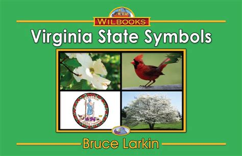va book of symbols espagnol virginia state symbols first grade book wilbooks
