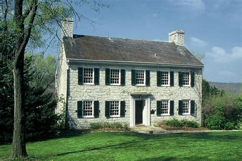 historic daniel boone home at lindenwood park