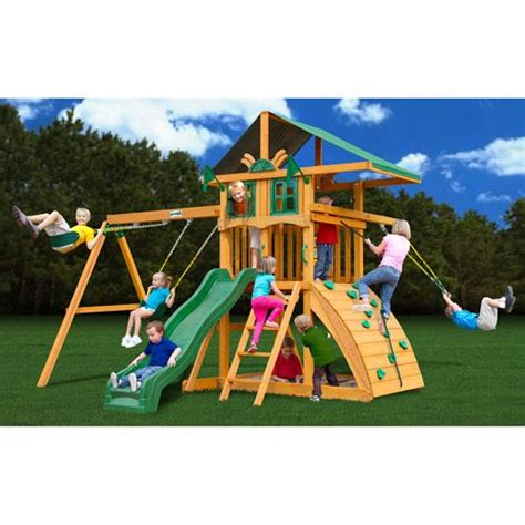 gorilla playsets catalina wooden swing set best 25 wooden swings ideas on pinterest wooden swing