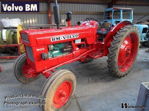 new volvo tractor volvo bm t600 volvo bm machinery specifications
