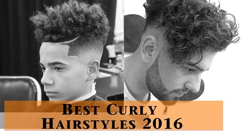 haircuts and hairstyles for men 2016 youtube 20 best curly hairstyles for men 2016 youtube