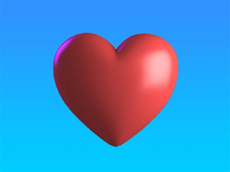 love gif find share on giphy animated hearts gifs find share on giphy