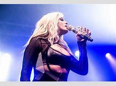 Bebe Rexha Performing in concert in Milan, Italy 05/09/2017 Jojo 2017 Photoshoot
