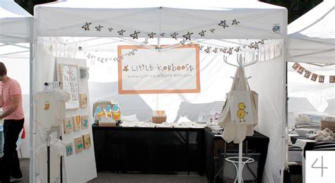 Handmade Photo Booth - booth design for handmade korboose at
