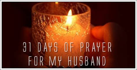31 days of prayer for my husband day 11 diary of a