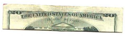 imagenes ocultas en dolares billete de 20 d 243 lares 191 coincidencia o conspiraci 243 n