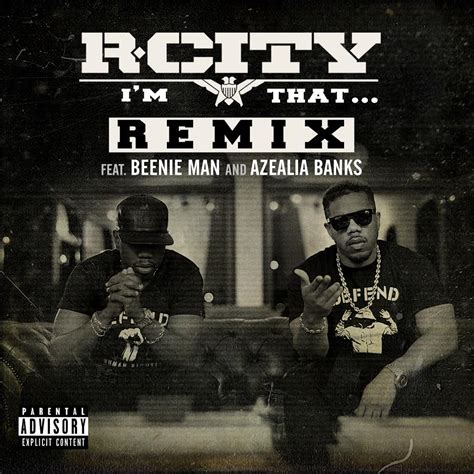 r city feat missinfo tv 187 new music r city feat beenie man