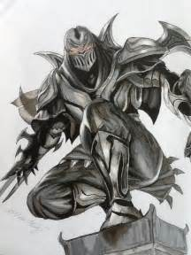 zed is the best assassin in the game league of legends