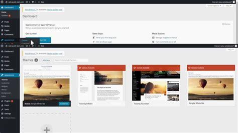 Tutorial Website Set Up | tutorial set up wordpress website on alibaba cloud youtube