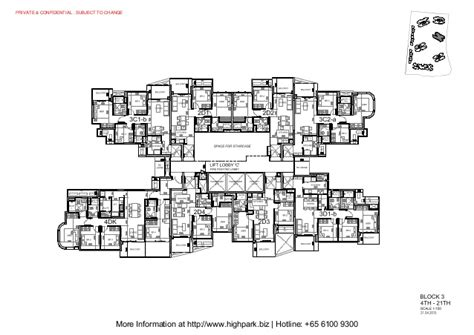 high park floor plans high park residences floorplans draft