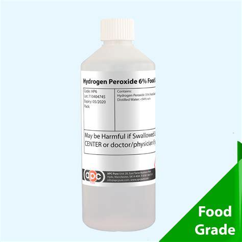 tattoo care hydrogen peroxide food grade hydrogen peroxide 6 500ml shipped same day