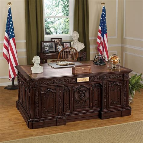presidents resolute oval office desk af design toscano