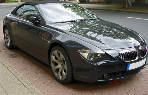how it works cars 2004 bmw 645 spare parts catalogs file bmw 645 e64 front jpg wikimedia commons