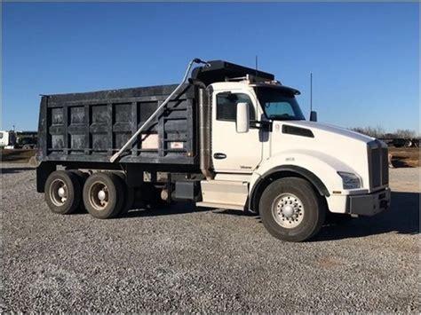 kenworth dump truck 2016 kenworth t880 dump trucks for sale used trucks on