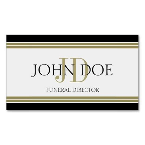 Director Business Card Template by 1000 Images About Mortician Business Cards On