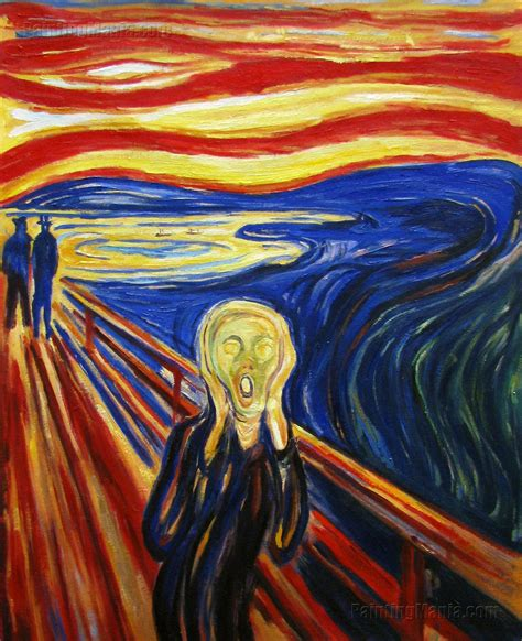 the most famous paintings rhetorical devices scream to give your presentation power