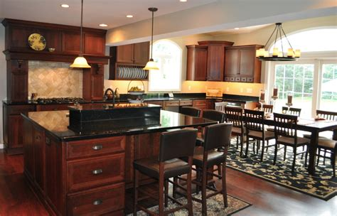 classic cherry kitchen cabinets kitchen cabinet trends we ve seen in 2014 keystone