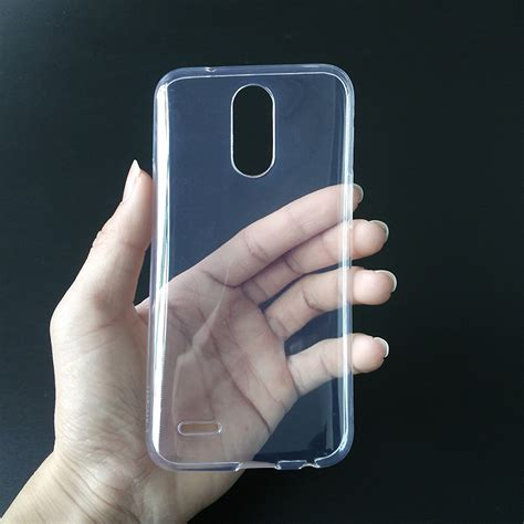 Silicon Casing Softcase Line Lg K10 for lg m250 5 3 inch transparent silicone soft for lg k10 2017 m250 m250n novo
