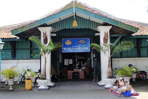Sho Kuda Di Jogja menengok sejarah kereta kuda di museum kereta keraton yogyakarta indonesiakaya