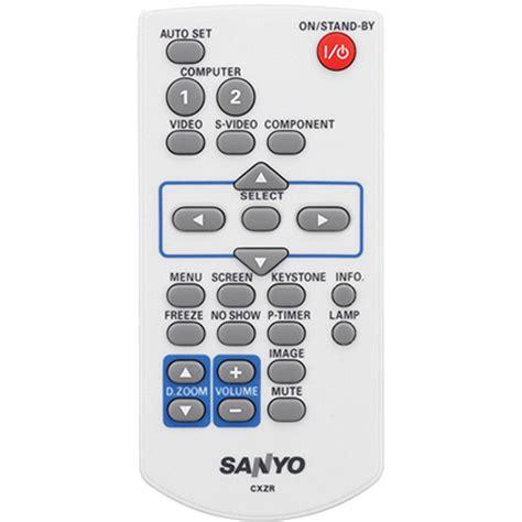 Remote Remot Projectortape Mobil Multi Panasonic Remote For Plc Xu116 Ultra Portable