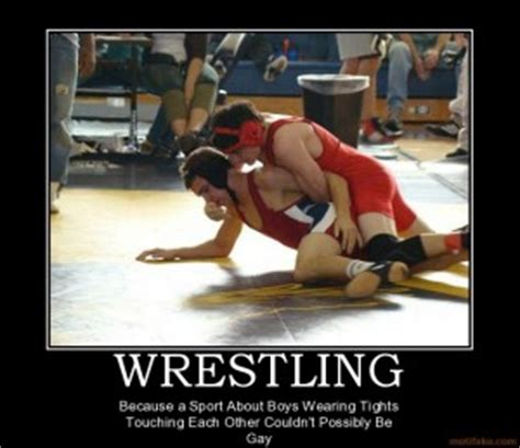 Gay Wrestling Meme - wrestling quotes for posters quotesgram