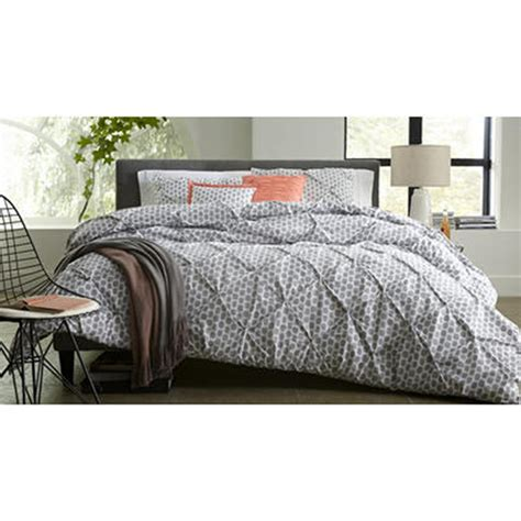 sears comforter sets queen metaphor kiss pleat comforter set home bed bath