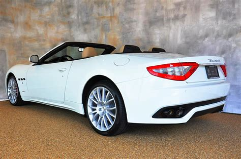 new maserati convertible 2014 maserati granturismo convertible information and