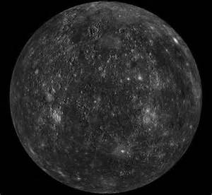 what is the color of mercury mercury s black color due to cometary dust study