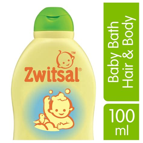 Zwitsal Baby Bath 2in1 450ml zwitsal baby bath 2in1 hair 100ml