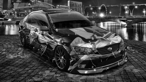altezza car 2014 toyota altezza jdm anime aerography city car 2014 el tony