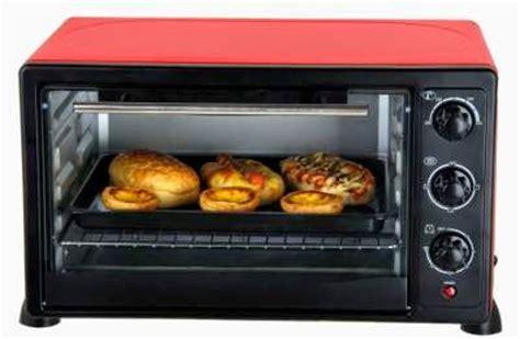 penggunaan oven roti listrik  produksi roti  kue