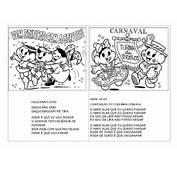 Pedag&243giccos Marchinhas De Carnaval  Parte 2