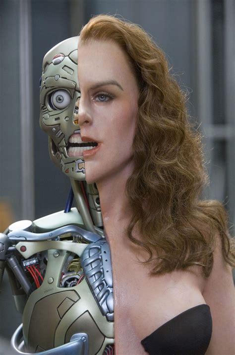 film robot humanoide the surrogates edit bay report plus director jonathan