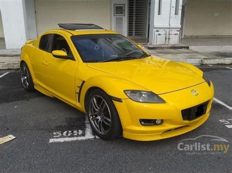 best car repair manuals 2005 mazda rx 8 auto manual mazda rx 8 2005 in selangor automatic yellow for rm 70 000 2609663 carlist my