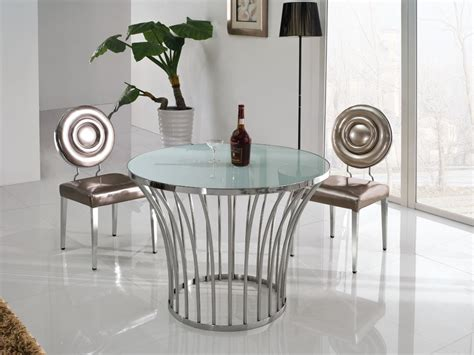 etched glass dining steel furniture house frosted glass dining tempered